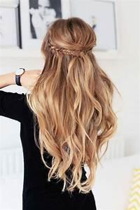 Coiffure Simple Femme : 40 id es coiffure faciles faire en 10 minutes pour gagner du temps ~ Melissatoandfro.com Idées de Décoration