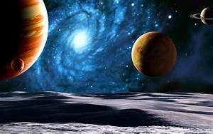 wallpapers: Planets In Space Wallpapers
