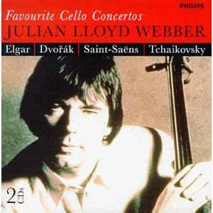 Julian Lloyd Webber  Favourite Cello Concertos (cd) At