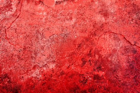 Red Distressed Wall Texture Background PhotoHDX