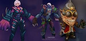 League of legends 2015 8 upcoming skins - League of ...