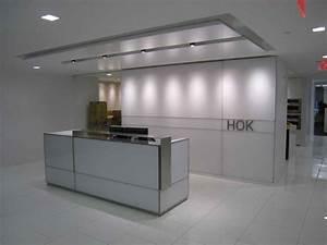 Contemporary Reception Desks Ideas : Modern Contemporary