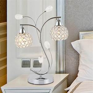 Modern Table Lamps For Current Master Bedroom Trends | NYTexas