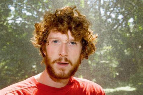 Red Headed Men Curly Ginger Hair