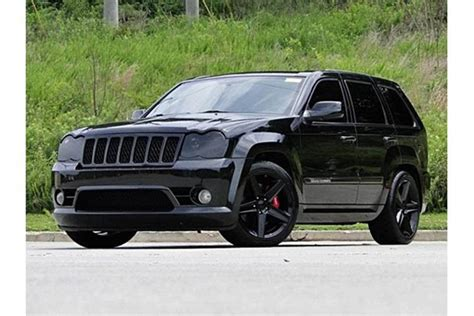 jeep srt 2010 ten future collectible cars