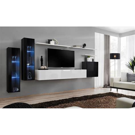 switch ix modular wall unit with led lights furniture