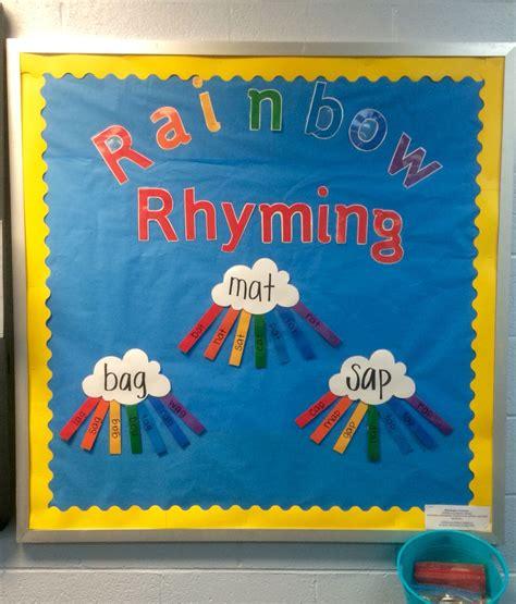 interactive kindergarten bulletin board match the rainbow 202 | 33132cc349773beddd61a6c9fe92f93c