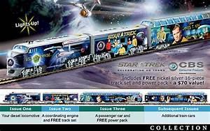 All Aboard The Star Trek Express  The Nerdiest Train In