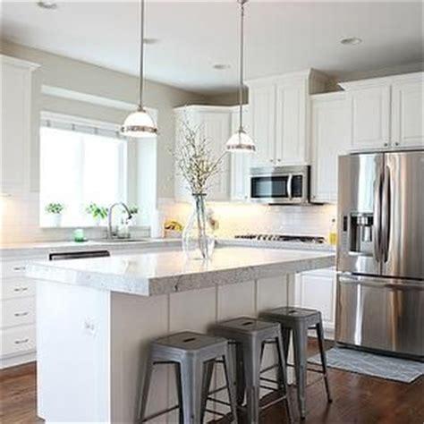 slim kitchen island slim island with seating quaint kitchen 2321
