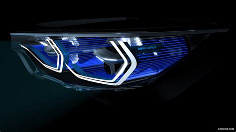 2018 Bmw M4 Iconic Lights Concept Oled Headlight Hd