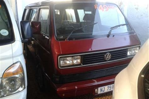 1998 vw microbus 2 6i cars for sale in gauteng r 49 900 auto mart