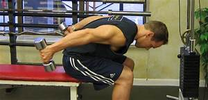 Seated Two Arm Dumbbell Extensions