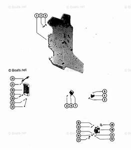 Mercury Mercury  U0026 Mariner Outboard Parts By Hp  U0026 Liter 90hp Oem Parts Diagram For Switch Box And