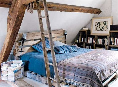 amazing bed frames 20 brilliant wooden pallet bed frame ideas for your house 1216