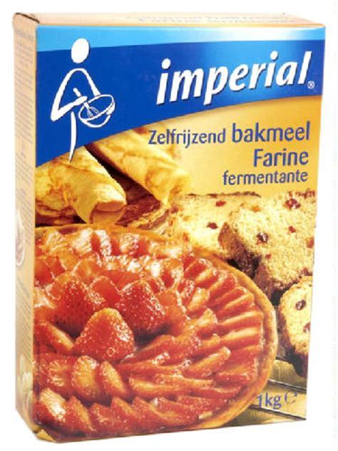 Imperial - zelfrijzend bakmeel, farine fermentante 1 Kg. net