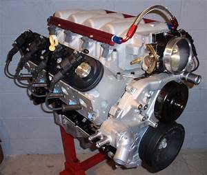 Chevy 6 0l 366 Lq4 Ls2 Ls6   545 Horse Complete Fi Crate