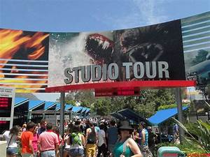 Universal Studios Hollywood Studio Tour