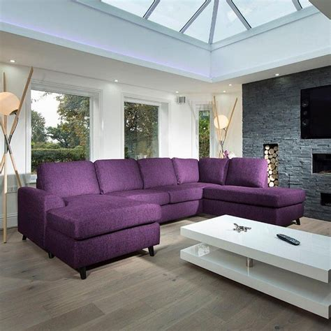 L Shaped Bed Settee by Large Modern Luxury Sofa Settee 3x2mtr L Shape Corner
