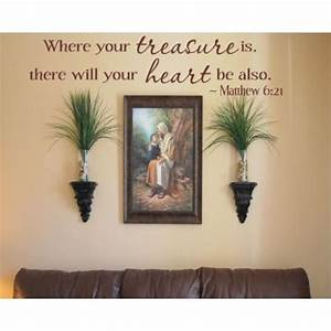 Wall decals christian quotes quotesgram