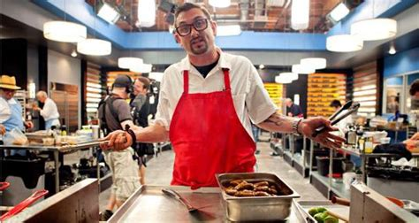 Top Chef Masters Cosentino Episode Chris Cosentino Is Our Top Chef Master Parkinson 39 S Disease