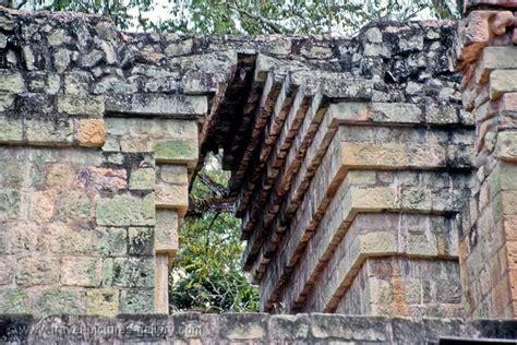 A Corbelled Arch, Maya