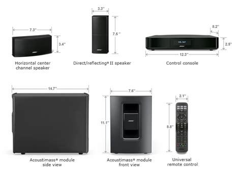 bose 174 cinemate 174 520 digital home theater speaker system thrillingaudio
