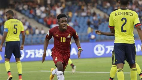 FIFA U-17 World Cup: Ghana praise 'Right to Dream' star ...