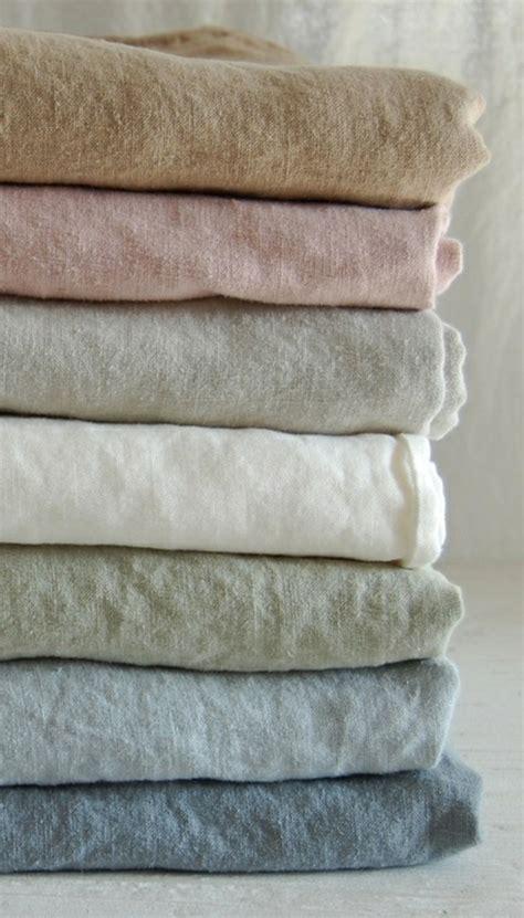 le linge de lit en la parure de lit cosy et naturelle archzine fr