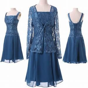 Plus size mother of the bride dress short formal evening for Formal short dresses for weddings
