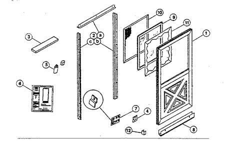 larson door parts larson doors parts list wiring diagram and fuse box