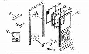 Sears Sears Storm Door Parts