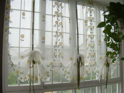 Balloon Shade Curtains by шторы для кухни фото советы и основные стили