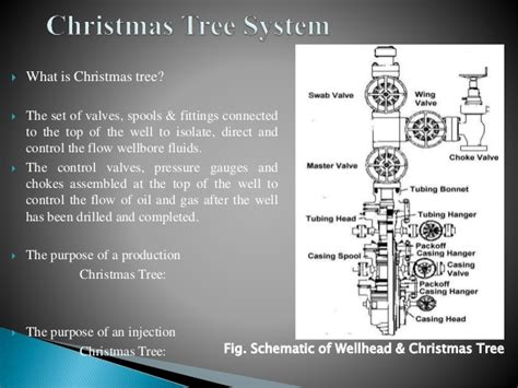 christmas tree gas well ppt horizontal vertical tree ppt