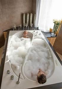 Duschvorrichtung Für Badewanne : badewanne f r zwei gebaut die yin yang badewanne von ~ Michelbontemps.com Haus und Dekorationen