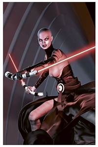 ventress by strib on DeviantArt