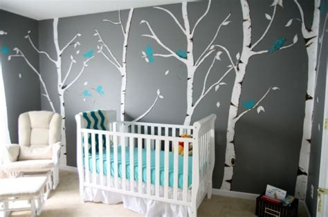 Geniale Ideen Tapete Kinderzimmer Neutral Und Bezaubernde