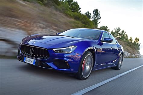 maserati ghibli s 2017 facelift review auto express
