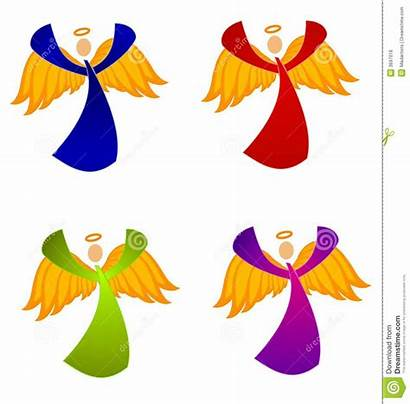 Angels Clip Christmas Angel Clipart Variety Xmas