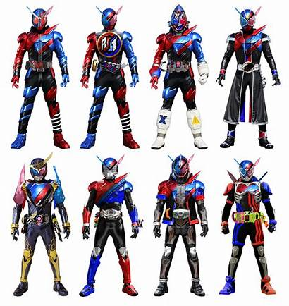 Kamen Rider Build Heisei Form Deviantart Tuanenam