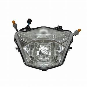 Reflektor Lampu Depan Motor Honda