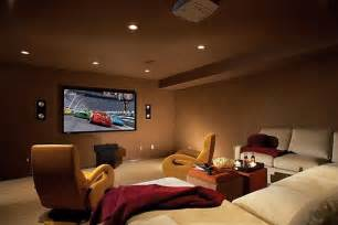 Basement Home Theater Ideas by Innovative Basement Design Ideas To Utilize Your Deserted