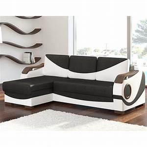 Canapé D Angle Gauche Convertible : meuble de salon canap canap d angle gauche sofamobili ~ Teatrodelosmanantiales.com Idées de Décoration