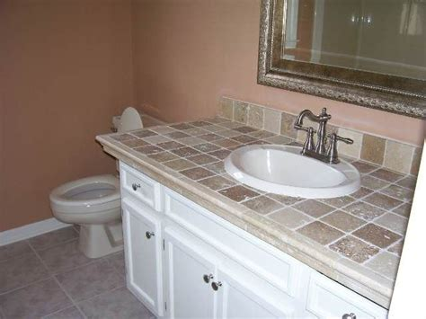 Tile Bathroom Countertop Ideas by Pin By Kristy Fears On Things To Re Do In 2019 Bathroom