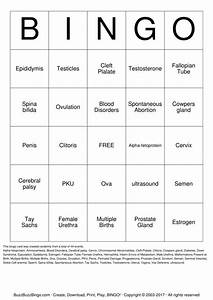 Sickle Cell Anemia Bingo Cards To Download  Print And