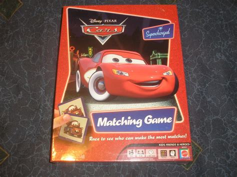 New Disney Pixar Cars Supercharges Matching Game Lightning