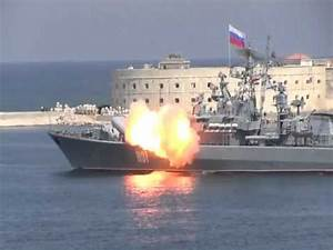 Big Fail for Russian Navy Launching Missile in Sebastopol ...