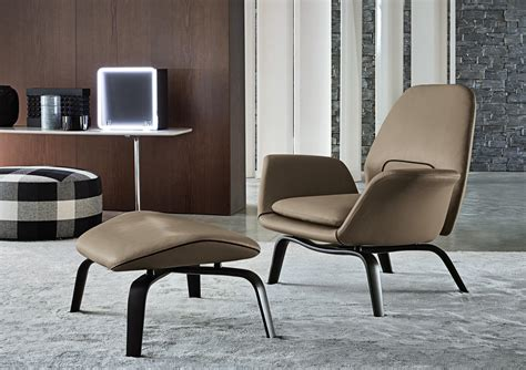 Armchairs From Minotti