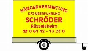 Auto Mieten Mainz : anh ngervermietung h ngervermietung kfz berf hrung schr der r sselsheim anh nger h nger ~ Watch28wear.com Haus und Dekorationen