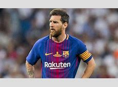 Lionel Messi snub Why Barcelona star does not invite