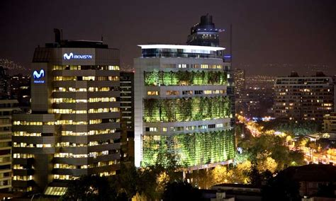 bureau en ch e consorcio santiago chile offices building e architect